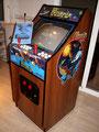 Phoenix Arcade: Máquina recreativa construída durante Julio de 2008