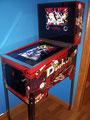 Virtua Pinball: Máquina de Pinball Virtual construída durante Enero de 2008