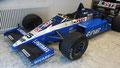 La JS27 la Formule 1 de Ligier (JS pour Jo Schlesser ami de Guy Ligier décédé en 1968)