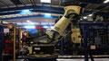 Un robot de soudage