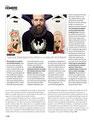 Dominical de El Periódico de Cataluña. Entrevista. 16 Marzo 2014