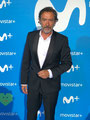 Ginés García Millán de VRL   PACO VARELA en la presentación de la nueva temporada de Movistar Plus. Madrid, 11 Septiembre 2018.