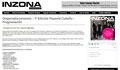 INZONA magazine. 23 Enero 2010