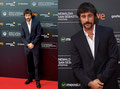 Hugo Silva de PACO VARELA en la premiere de 'Mi gran noche' en la 63 edición del Festival de San Sebastián. 20 Septiembre 2015.