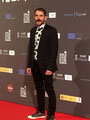 Jorge Monje de PACO VARELA en la premiere de 'El tiempo de los Monstruos' en el Festival de Cine Europeo de Sevilla. 7 Noviembre 2015.