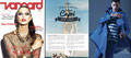 VANGARD mag. ENTREVISTA + EDITORIAL. Abril 2013
