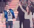 Jaime Lorente de VRL   PACO VARELA en el programa 'Verissimo', canale 5. Italia, 6 Mayo 2017.