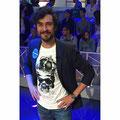 Jose Manuel Seda de VRL | PACO VARELA en 'Pasapalabra' de Telecinco. Madrid, 16 Mayo 2017.