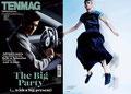 Tendencias FashionMag. Diciembre 2014.