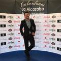 Víctor Sevilla de VRL   PACO VARELA en los Galardones de la Alcazaba. Ávila, 23 Mayo 2017.