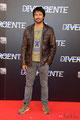 El actor Hugo Silva con jersey de PACO VARELA en la premiere de 'Divergente'. Madrid. 4 Abril 2014