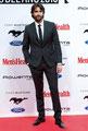 Aitor Luna de PACO VARELA en los Premios Men'sHealth. 28 Enero 2016.