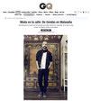 GQ mag. Diciembre 2012