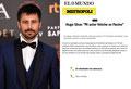 Hugo Silva habla de VRL | PACO VARELA en 'La luna de metrópoli - El Mundo'. 2 Junio 2017.