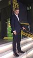 Emilio Palacios de VRL   PACO VARELA en la premiere de La Zona Movistar. Madrid, 25 Octubre 2017.