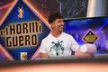 Marron de PACO VARELA en 'El Hormiguero' de Antena 3. 21 Septiembre 2021.
