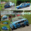 """12. ADAC-Rallye """"Rund um die Veste"""" Coburg 2013"""