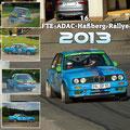 16. FTE-ADAC-Haßberg-Rallye 2013