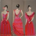 """Ines Maria Consuelo """"Tango"""" 3x120x40"""