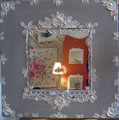 Miroir kitchou 60x60 star