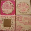 Jouy rose 4x30x30 star