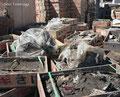 福島県いわき市 小名浜港 津波によりすべての魚が駄目になってしまった。