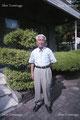 祖父と同じ職場で働いていたIM HEON GYUさん