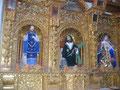 Aus Spanien kamen zahlreiche Heilige in die peruanischen Anden. (Foto: Bernd Pullig)