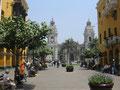 Die Kathedrale von Lima (Foto: Bernd Pullig)