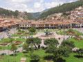 """Cusco, die """"Kaiserliche"""", einst die Hauptstadt des Inka-Reiches (Foto: Bernd Pullig)"""