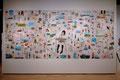 みえないものにふれてみる#16(教室の風景)/川崎市岡本太郎美術館での展示風景