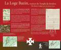 La Loge Bazin, maison du Temple de Bonlieu