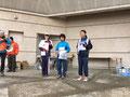 5km女子表彰式