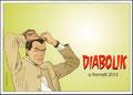 Cartolina FDK 243 Diabolik