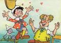 FDK-145 Pinocchio bambino vero