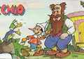 FDK-142 Pinocchio e il Mangiafuoco