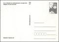Retro Cartolina Eva Kant FDK 231