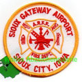 185th ANG Sioux Gateway Airport ARFF