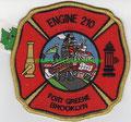 """FDNY Engine 210 """"Fort Greene, Brooklyn"""""""