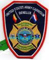 US Army Garrison Benelux F&ES (...06/2019)
