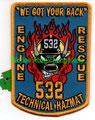 Marine Corps Base Quantico FD, Sta. 532