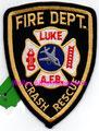 Luke AFB CFR