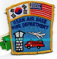 Osan Air Base FD