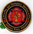 US Embassy Kabul Fire & ES