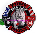 """FDNY Engine 96 Ladder 54 """"End of Story"""""""