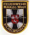Bundeswehrfeuerwehr MAKdo Wilhelmshaven