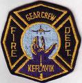Keflavik Fire Dept., Gearcrew