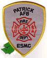 Patrick AFB Fire Dept., ESMC (Eastern Space & Missile Center)