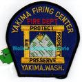 Yakima Firing Center Fire Dept.