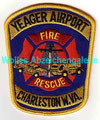 Yeager Airport Fire Rescue